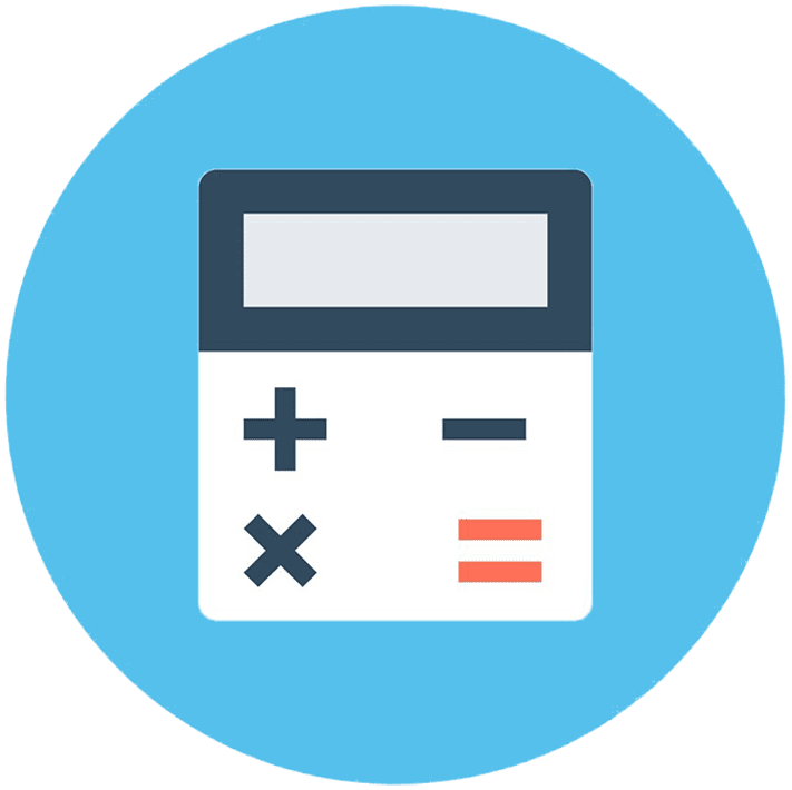 Bookkeeping, Calculator